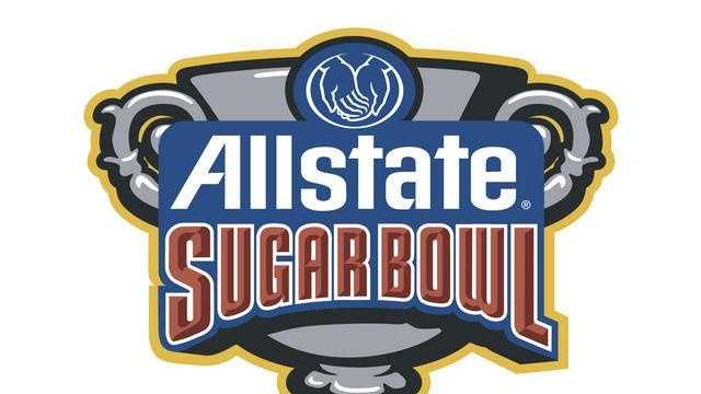 Sugar Bowl Logo - 14921803