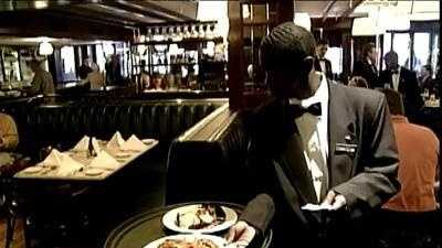 Generic Restaraunts Waiter - 12898366