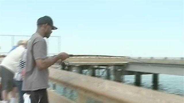 Slidell fishing pier opens