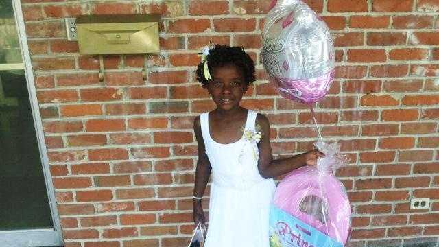 Brianna Allen (5-year-old shooting victim)