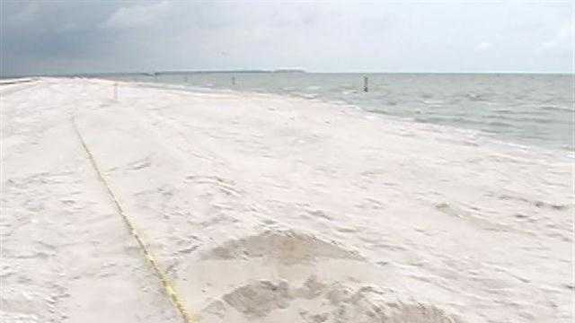 Hancock County officials have told WDSU that a case involving a woman's torso, discovered on the beach in Bay St. Louis, is linked to New Orleans.