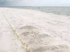 On June 9, 2012, more body parts washed ashore on beaches in Mississippi, including a head and other limbs. Read the story