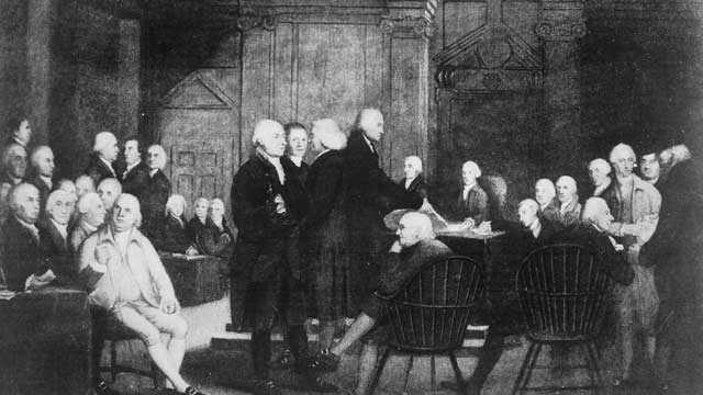 Second Continental Congress, U.S. Declaration of Independence