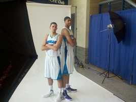 Austin Rivers, Anthony Davis