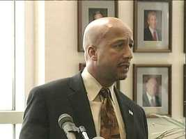 2012: Nagin is identified as a possible target of a federal probe.