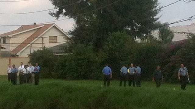 Body found in Kenner canal.