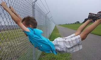 WDSU viewers share their images of Hurricane Isaac.