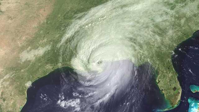 OTD August 29 - Hurricane Katrina