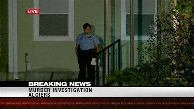 NOPD investigation Wednesday morning homicide in Algiers