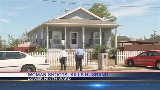 NOPD: Husband thought to be intruder shot, killed by wife