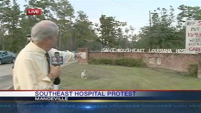 img-Southeast Louisiana Hospital Protest