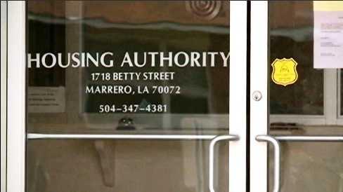 Jefferson Parish Housing Authority office