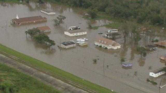 Plaquemines Parish Residents Frustrated With Isaac Recovery Progress