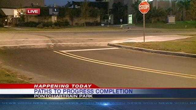 DOTD celebrates completion of road improvements