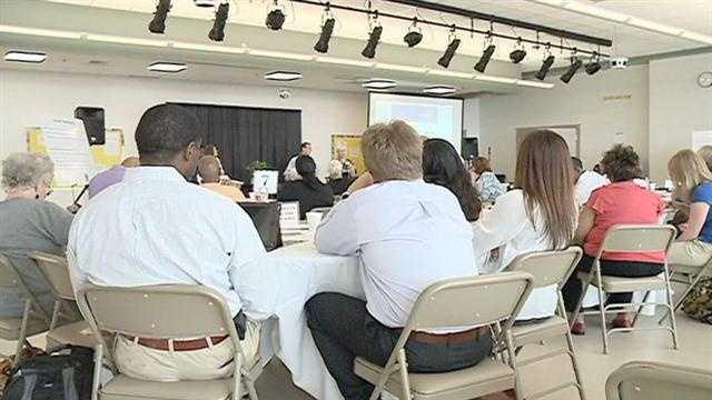 Public education advocates conduct second forum