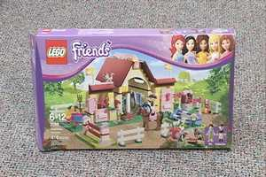 Lego Friends Heartlake Stables is a favorite among parents because they encourage engineering and building skills. Click here for more