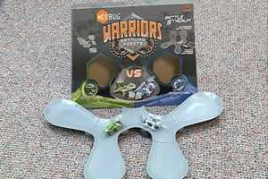 Hexbug Warriors Battle Stadium Click here for more information