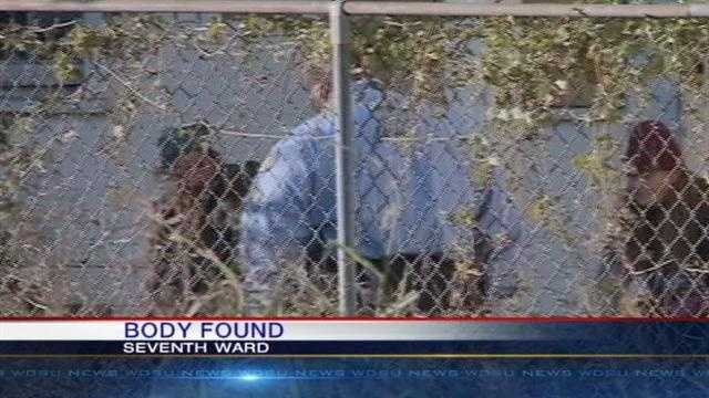 Skeletal remains found in Seventh Ward home