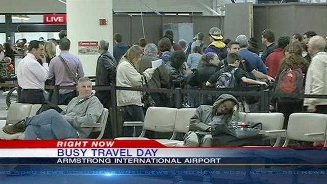 Millions gear up for the busiest travel day of the year