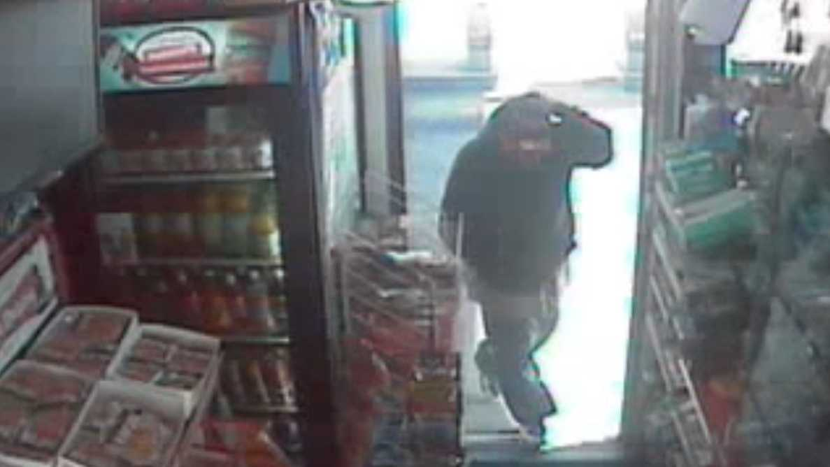 An Algiers Shell station was robbed on Dec. 2.