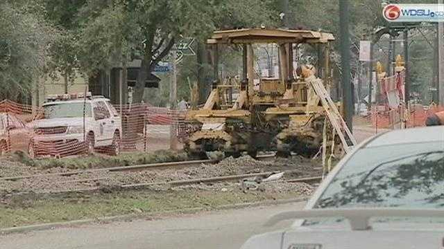 City wraps up road construction projects before Super Bowl