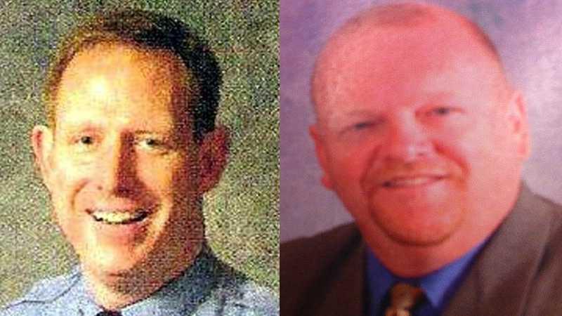 David Warren, Gregory McRae