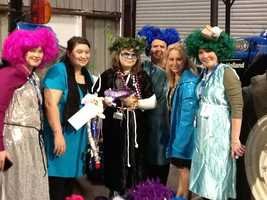 Feb. 24, 2012: The Krewe of Muses opened its den -- and members' hearts -- to restore the faith of an 11-year-old autistic girl who was mistreated by parade-goers. Click here to read the story