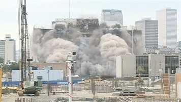 July 22, 2012: The Grand Palace Hotel came crashing down in a planned implosion. Read the story and watch the videos