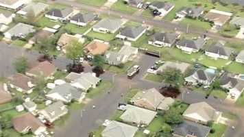 Aug. 29, 2012: Several parishes in southeast Louisiana were inundated by water as Hurricane Isaac pushed across the region. Read the story