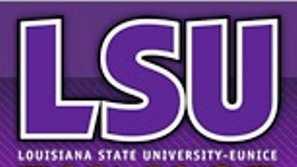 LSU Eunice logo