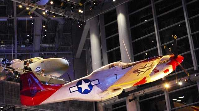 WWII Museum Freedom Center 12