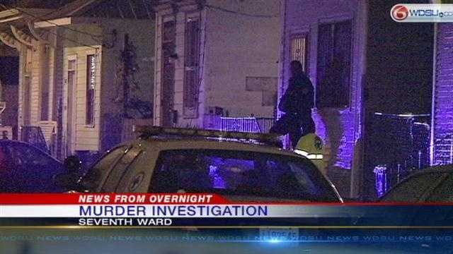 NOPD investigating overnight homicide in 7th Ward
