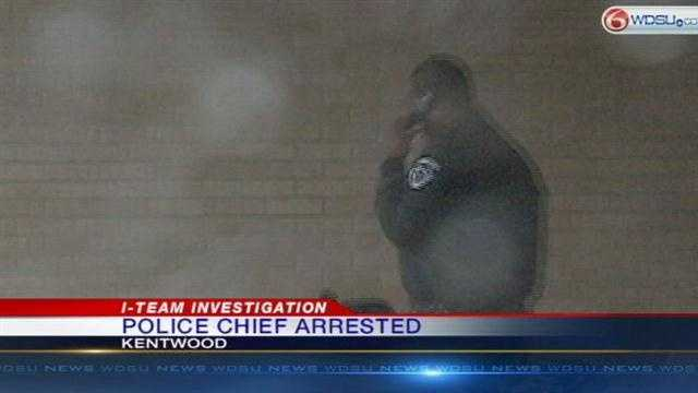 Kentwood police chief faces charging for abusing his office