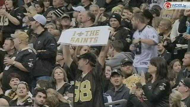 Saints fans react to Sean Payton's reinstatement