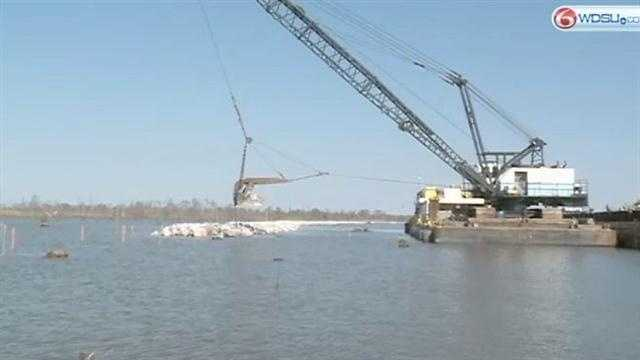Project to protect Northshore coastline nears completion