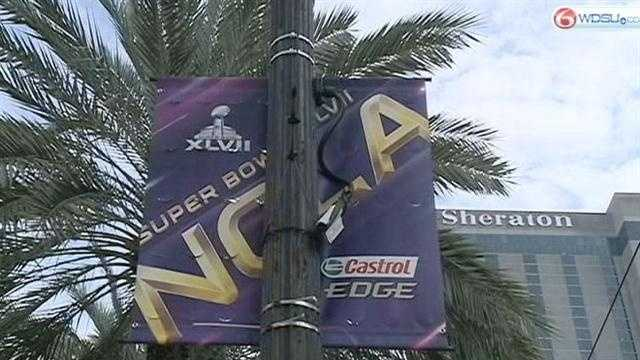 City says its ready for Super Bowl XLVII