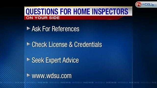 What some home inspectors may not tell you