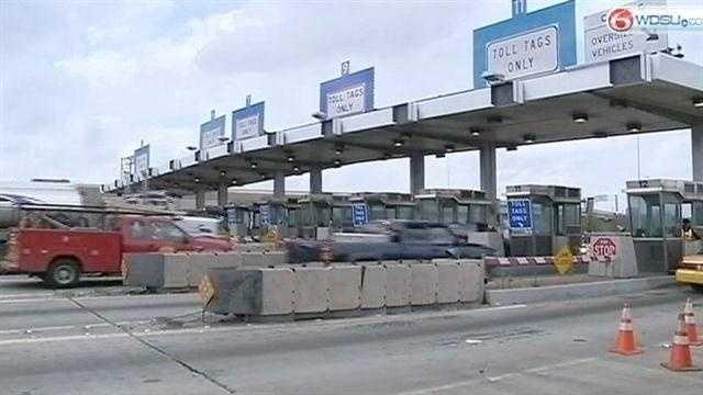 Groups react to tolls vote recount