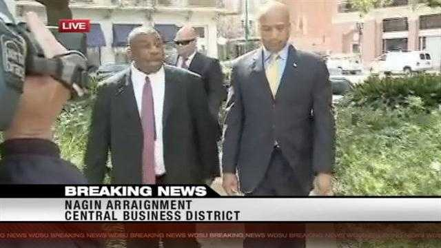 Former New Orleans Mayor Ray Nagin is facing trial on federal corruption charges.