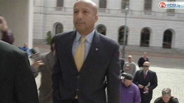 Former mayor Ray Nagin pleads not guilty to federal corruption charges