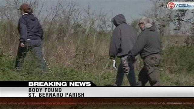 Decomposed body found in St. Bernard Parish