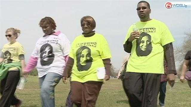 Family and friends comb City Park for missing teacher