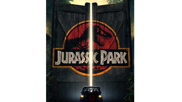 Jurassic Park blurb