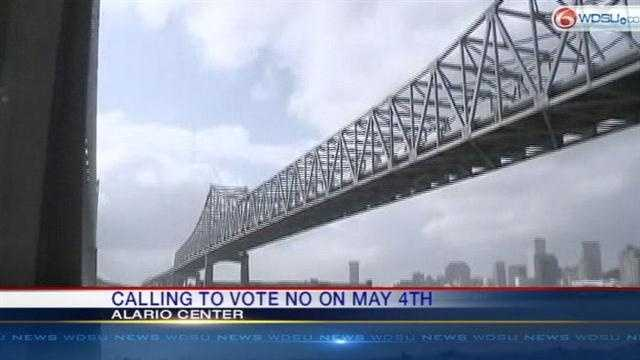 Jindal calling to vote no to tolls on May 4