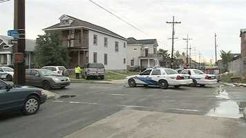 New Orleans police said a man was injured in a shooting Friday morning in the Seventh Ward.
