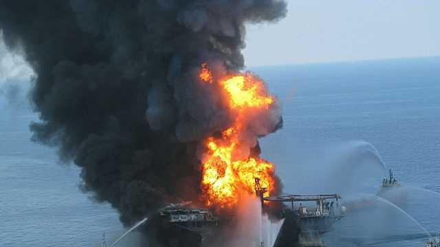 OTD April 22 - Deepwater Horizon