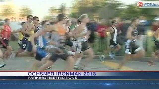 New Orleans ready to host Ironman