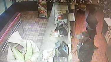 Burger King robbery