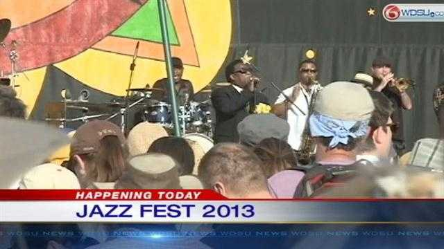 44th annual Jazz Fest kicks off Friday