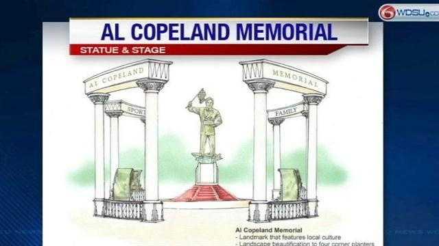 Jefferson Parish Council approves memorial plan honoring late businessman Al Copeland